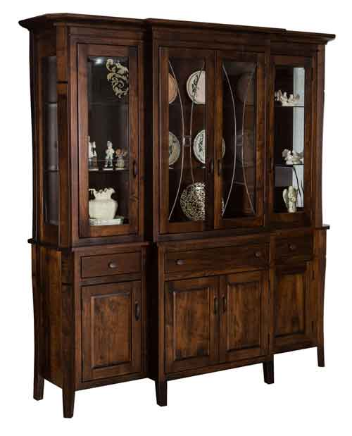 Amish Candice China Hutch